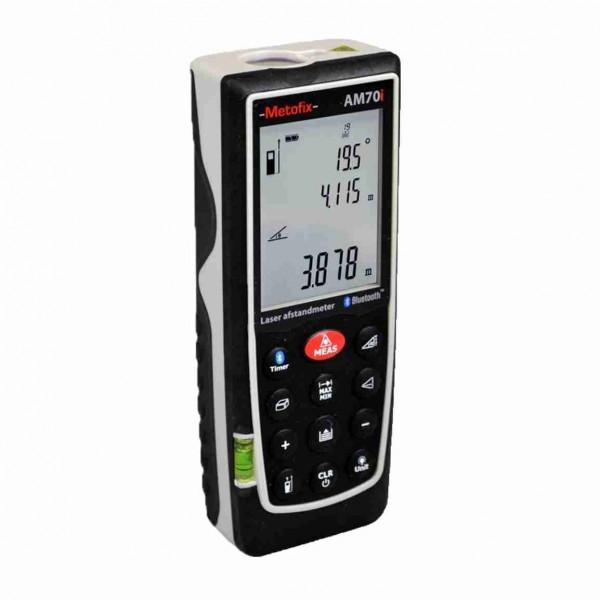 Entfernungsmesser METOFIX AM70I mit Bluetooth® Datenübertragung