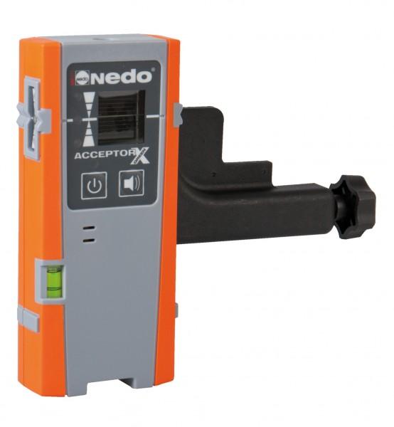 Nedo Laserempfänger ACCEPTOR X green für Linienlaser