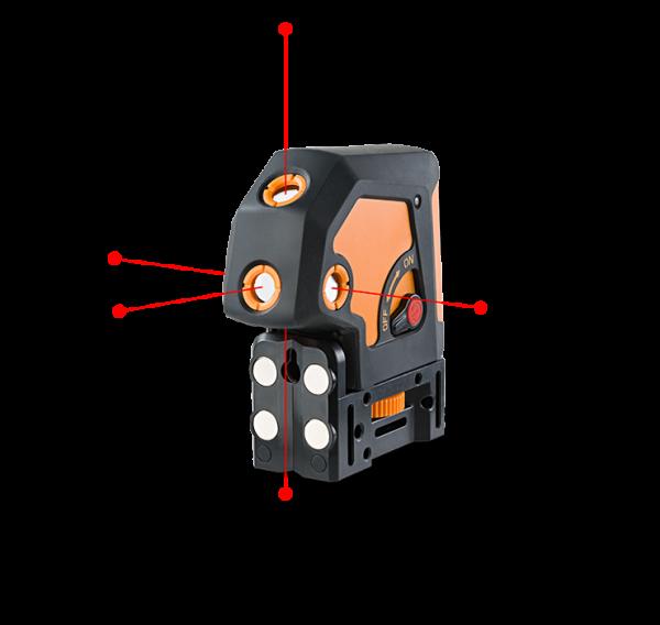 Geo5P 5-Punkt-Laser