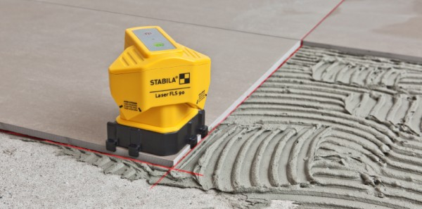 Stabila Bodenlinien-Laser FLS 90