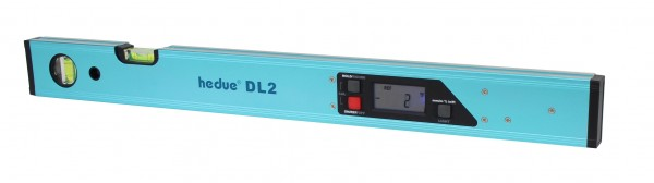 Digitale Wasserwaage hedue DL2 80 cm