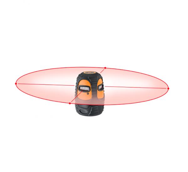 geo-Fennel 360° LinerPoint HP mit 4 Punkten