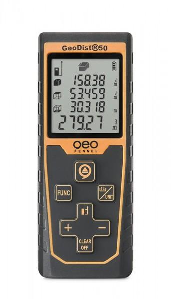 GeoDist ® 50 Laser Entfernungsmesser 0,2-50 m Malerfunktion