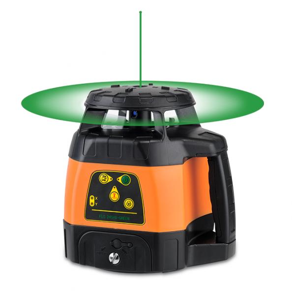 Vollautomatischer Rotationslaser FLG 245HV-GREEN