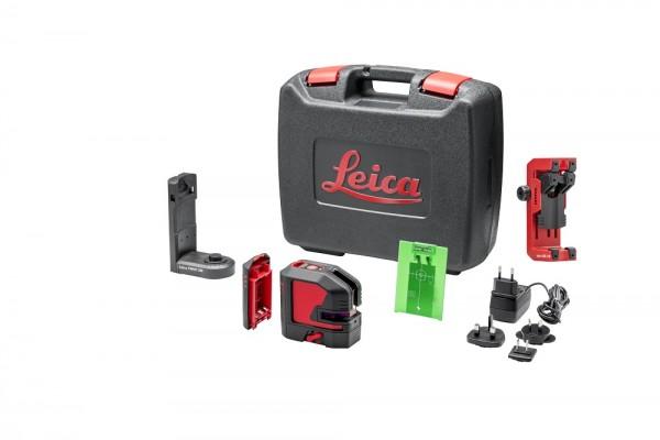 Leica LINO L2P5 G green Linien- und Punktlaser