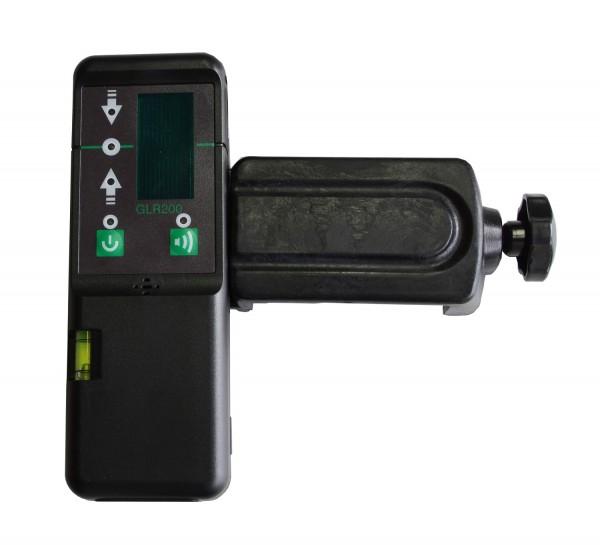 Nestle Handempfänger Decto G für Octoliner G mit grünen Laserstrahl