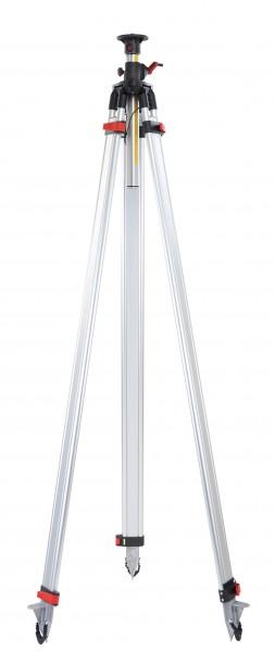 Nestle Alu Kurbelstativ, Mittelschwer, 200-394 cm