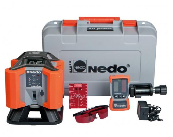 Nedo Universallaser Linus 1 HV vielseitiger und robuster Universallaser mit 90°-Funktion