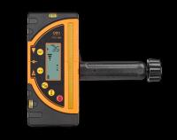 GeoFennel Empfänger FR 77-MM Rotationslaser mm-Anzeige roter, gr